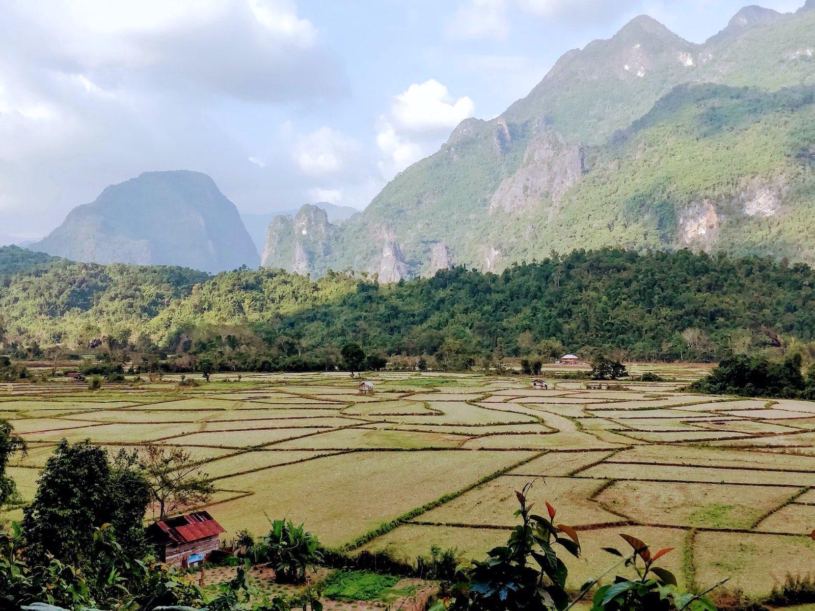 rondreis door Laos