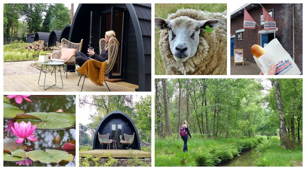 vakantie in Brabant