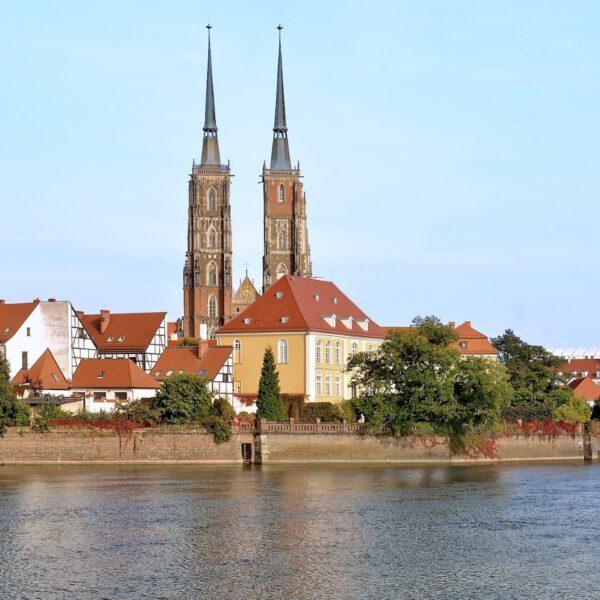 Eilanden, parken en fietsroutes: groene tips voor je stedentrip Wroclaw