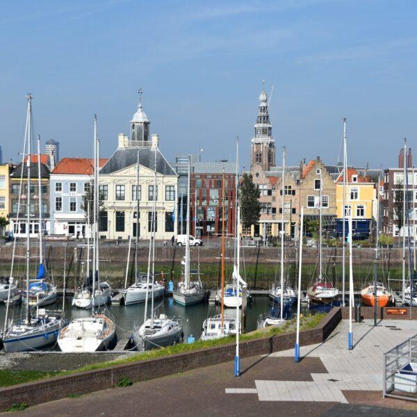 5 x De mooiste kustplaatsen van Nederland