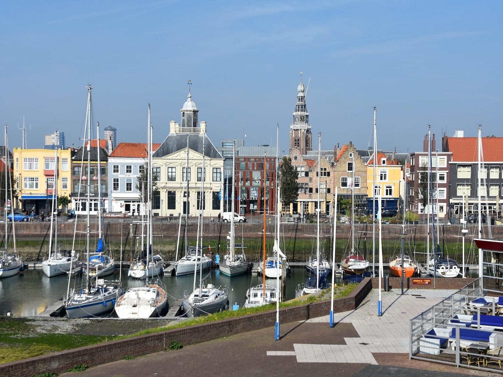 kustplaatsen in Nederland