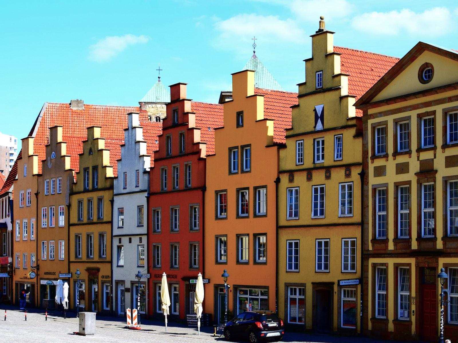 stedentrip Osnabrück